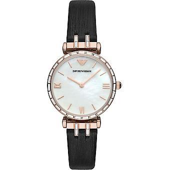 Emporio Armani - Wristwatch - Women - AR11295 - GIANNI T-BAR