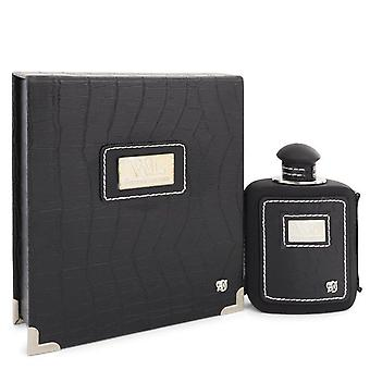 Western Leather Black Eau De Parfum Spray By Alexandre J 3.4 oz Eau De Parfum Spray