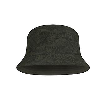 Buff Trek Bucket Hat ~ Checkboard sammal vihreä L/XL