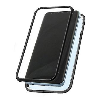 Caso Samsung Galaxy S9 KSIX Magnetic Black
