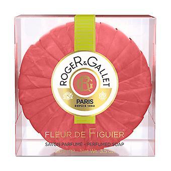 Zeep taart Fleur de Figuier Roger & Gallet