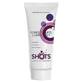 Shots Forest Fruits Lubricant with Water Base 100 ml