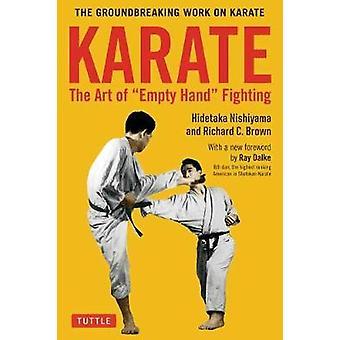 Karate - The Art of Empty Hand Fighting by Hidetaka Nishiyama - 978080