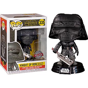 SW Knight of Ren Heavy Blade Ep IX Rise Skywalker US Ex Pop!