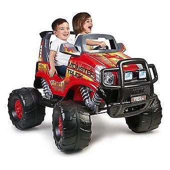Детский электромобиль Feber Monster Truck 12V Красный