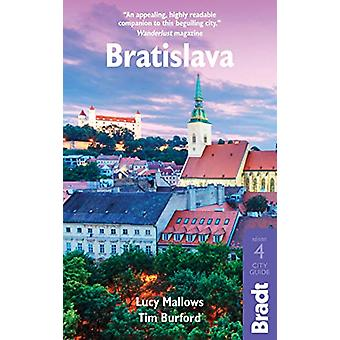 Bratislava by Lucy Mallows - 9781784774851 Book