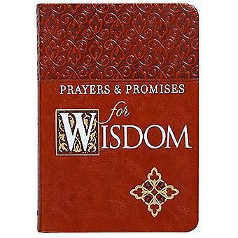 Prayers & Promises for Wisdom by Broadstreet Publishing - 9781424