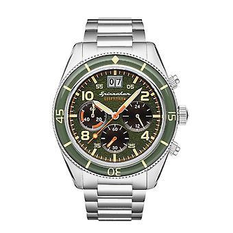 Spinnaker SP-5085-22 Gent's Fleuss Green Dial Wristwatch