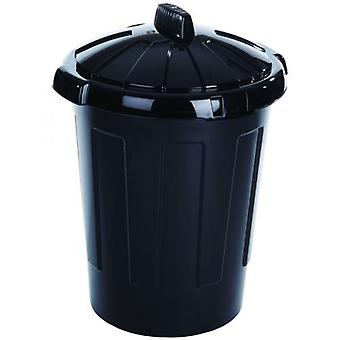 Wham Dustbin With Secure Lid