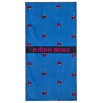 Bjorn Borg Coton Léger Quick Dry Serviette de plage