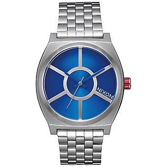 ニクソン メンズ タイムテラーピー スター ・ ウォーズ R2D2 時計