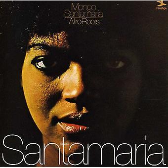 Mongo Santamaria - Afro Roots [CD] USA import