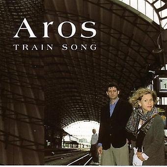 Aros - Train Song [SACD] USA import