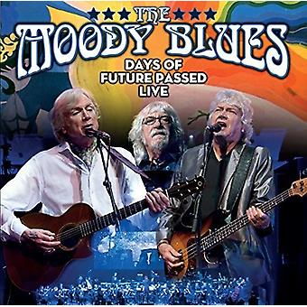 Moody Blues - Day of Future Passed Live [CD] USA import