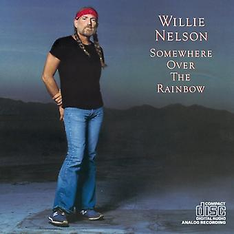 Willie Nelson - Somewhere Over the Rainbow [CD] USA import