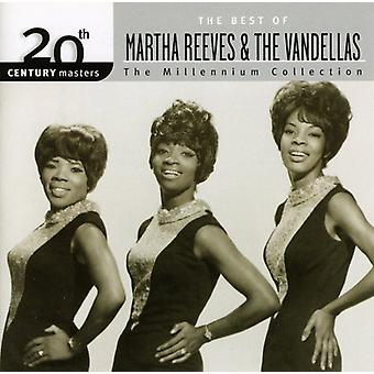 Martha Reeves & the Vandellas - Millennium Collection-20th Century Masters [CD] USA import