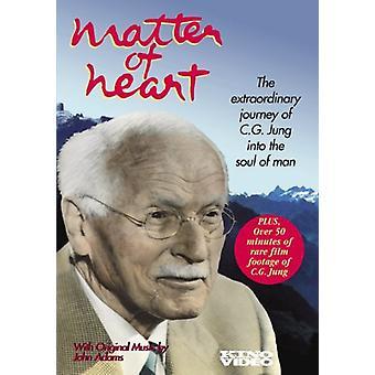 Fråga om hjärtat [DVD] USA import