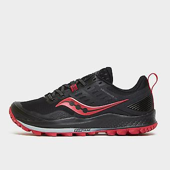 Saucony Women's Peregrine 10 Trail Running Shoes Black