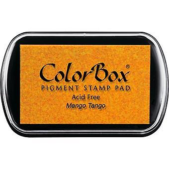 Clearsnap ColorBox Pigment Muste Täysikokoinen Mango Tango