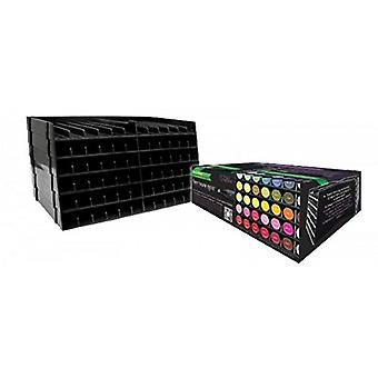 Bandejas de caneta preta universal Spectrum Noir (6pcs) (SPECN-UPT6)