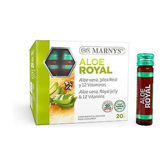 Aloe Royal 20 vials of 10ml