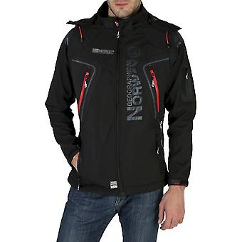 Geographical Norway - Clothing - Jackets - Turbo_man_black - Men - Schwartz - XL