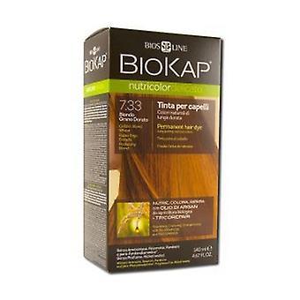 Hair dye 7.33 Golden Wheat Blonde 140 ml