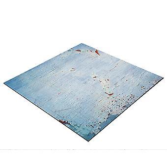 BRESSER Flatlay Achtergrond voor het leggen van foto's 60x60cm lichtblauw