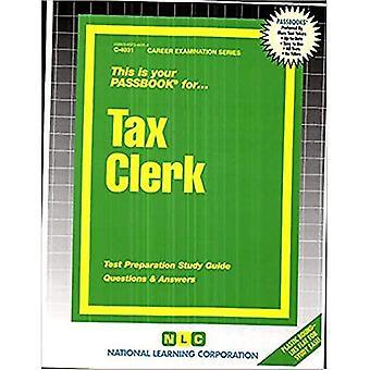 Greffier fiscal: Guide d'étude passbooks