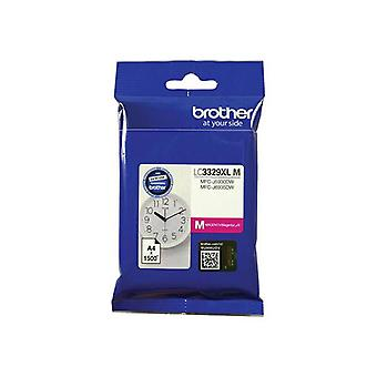 Brother Lc3329Xlm Magenta Ink Cartridge Suit Mfc