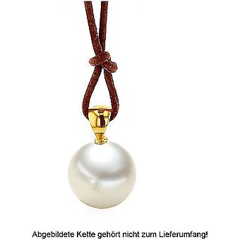 "Luna-Pearls - Pendant - Yellow Gold 750/- Freshwater-ZP ""Ming"" 12-13 mm 2040432"