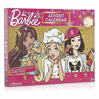 Barbie karácsonyi adventi naptár