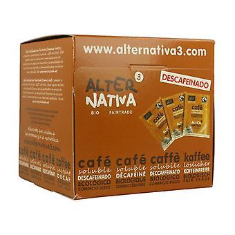 Pakasta kuivattu kofeiiniton kahvi 25 pakettia 2 g