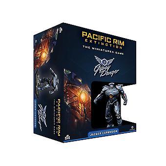 Gipsy Danger Pacific Rim Extinction Wave 1 Expansion Pack
