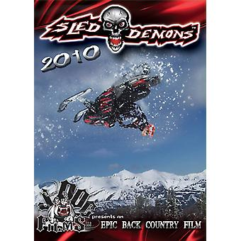 "J-Dog Films Sled Demons 1 Sled Demons ""DVD"""
