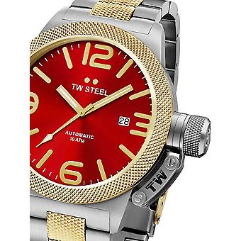 Mens Watch Tw Steel CB75, Automatic, 45mm, 10ATM