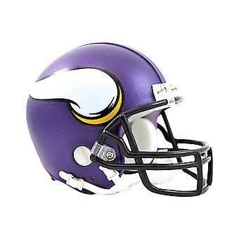 Riddell VSR4 Mini Football Helmet - NFL Minnesota Vikings