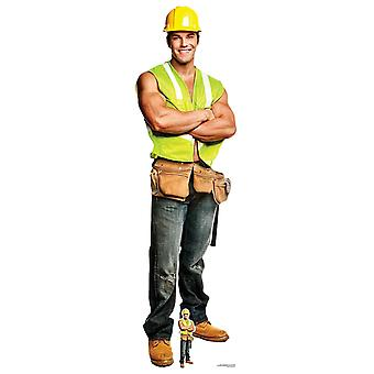 Construction Chippendale Official Lifesize Cardboard Cutout / Standee