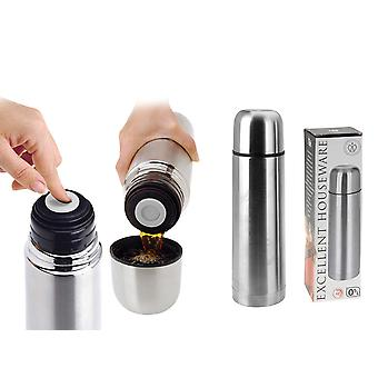 Excellent Housewares Vacuum Flask Stainless Steel 0.5L 170700020