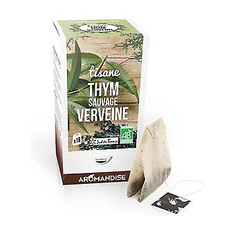 Herbal Thyme Des Garrigues And Verbena 20 units