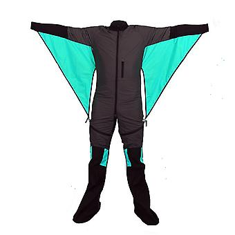 Skydiving camera suit turquoise cs-01