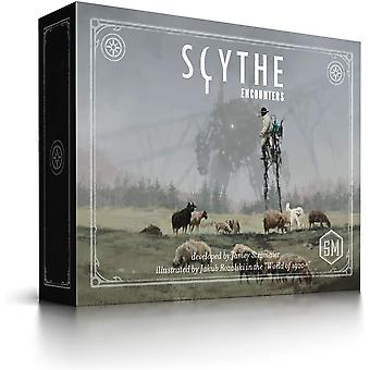 Scythe Encounters Expansion Game
