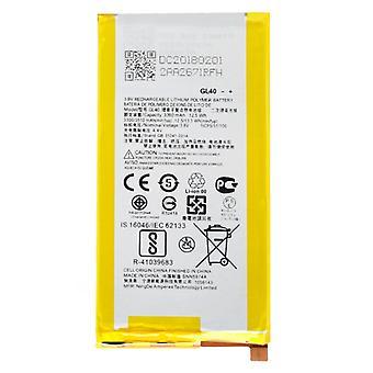Bateria Li-Polímero GL40 de 3300mAh para Motorola Moto Z Play / XT1635 / XT1635-01 / XT1635-02 / XT1635-03