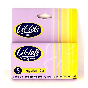 Lil-lets Regular 8's x12