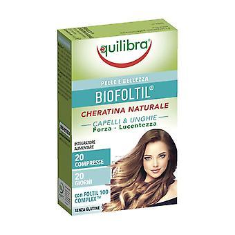 Biofoltil natural keratin None