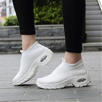 Nowe klasyki wiosna/jesień i wysokiej jakości płaskie grube dno damskie buty