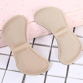 5 Pairs Feet Care Patch Pads Heel Liner Crash Heel Sticker Pain Relief Cushion