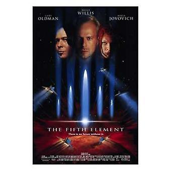 Le cinquième élément Movie Poster (11 x 17)