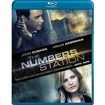 Numbers Station [BLU-RAY] USA import