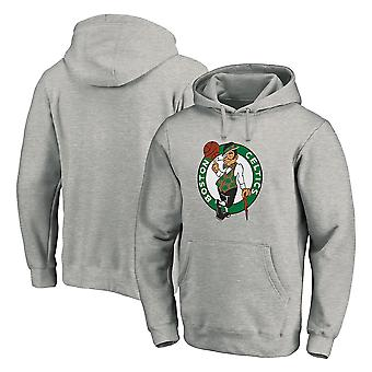 Boston Celtics Pullover Hoodie Swearshirt Tops 3WY435